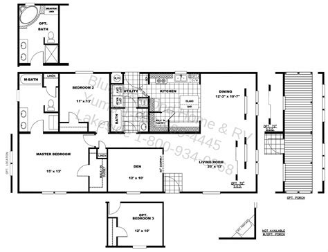 Wide Manufactured Home Floor Plans Oregon by Wide Mobile Home Floor Plans Oregon Image Mag