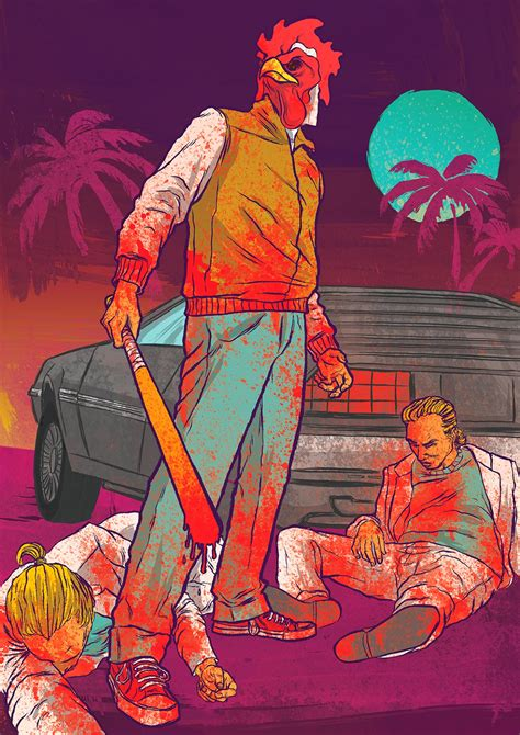 Hotline Miami Jacket Wallpaper But Why John Wick A Discussion Of Lore Paydaytheheist