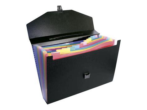 trieur de bureau viquel rainbow class trieur différents formats