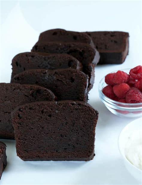 pound cake chocolate gluten classic recipes glutenfreeonashoestring cakes vanilla simple cream served cup