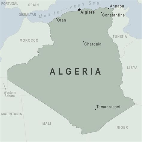 Algeria - Traveler view | Travelers' Health | CDC