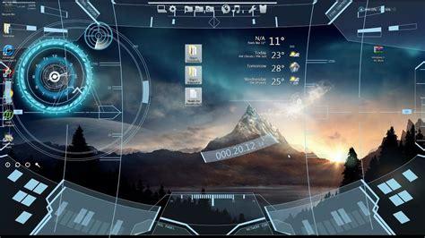 Tema Futuristico Para Windows 7 Tutorial