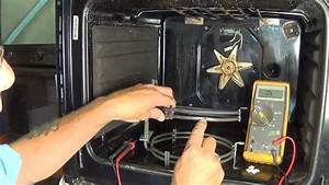 Creda Hotpoint Oven Not Heating How To Test Element  U0026 Replace