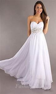 Prom dresses prom dresses prom dresses grade 12 grad for White flowy wedding dress