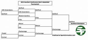 2015 Southern Conference Tournament
