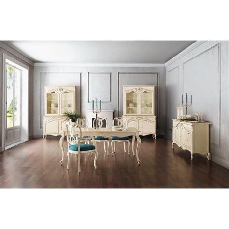 salle 224 manger de luxe ivoire 1 buffet vaisselier et chaise