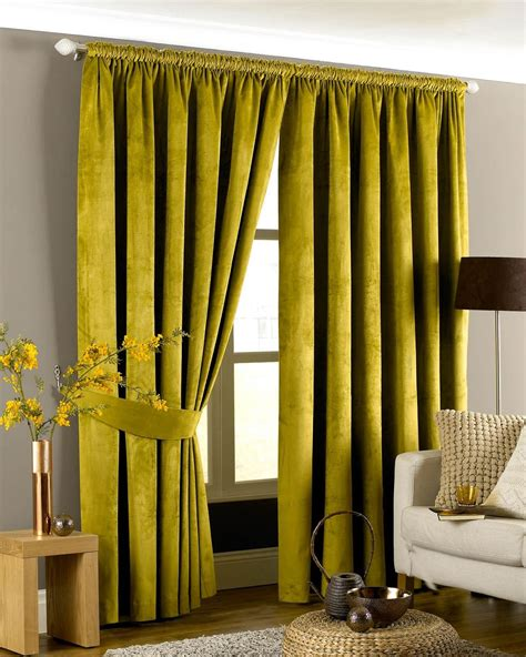 yellow velvet curtains ready made yellow velvet curtains savae org 1225