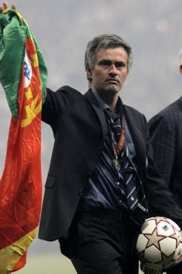Jose Mourinho's Special Night In Pictures Telegraph
