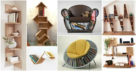 cool l ideas cool bookshelves ideas you should incorporate in your home