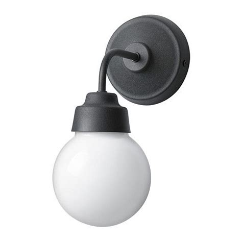 ikea vitem 214 lla wall l gives a diffused light which