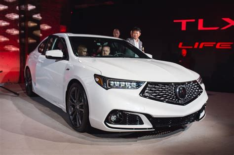 acura tl upcoming car redesign info