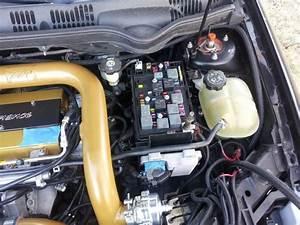 Renault Megane Fuse Box Removal