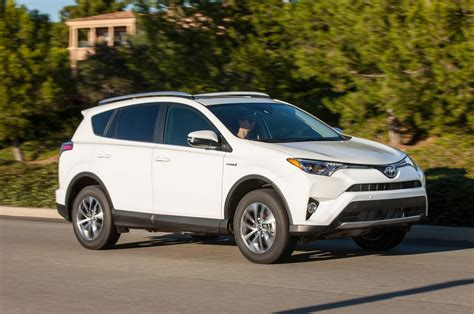 2016 Toyota Rav4 Hybrid First Drive Review