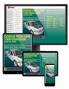 Dodge Full 3500  03