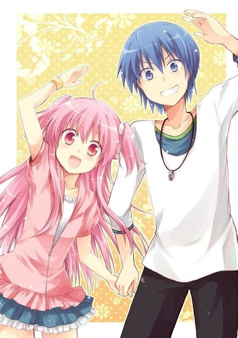 cute happy anime couple anime manga couples pinterest