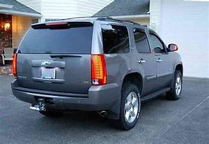 2007 Escalade To 2007 Tahoe Taillight Conversion