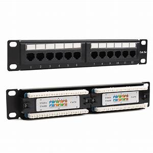 Compare Prices on 12 Port Patch Panel