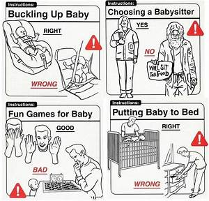 Baby Instruction Manual   Not Seriously People