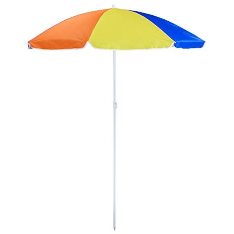 8 foot rainbow and patio umbrella with adjustable