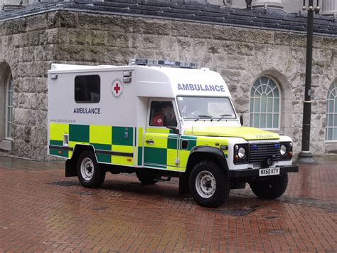 filearmed forces day birmingham red cross ambulance
