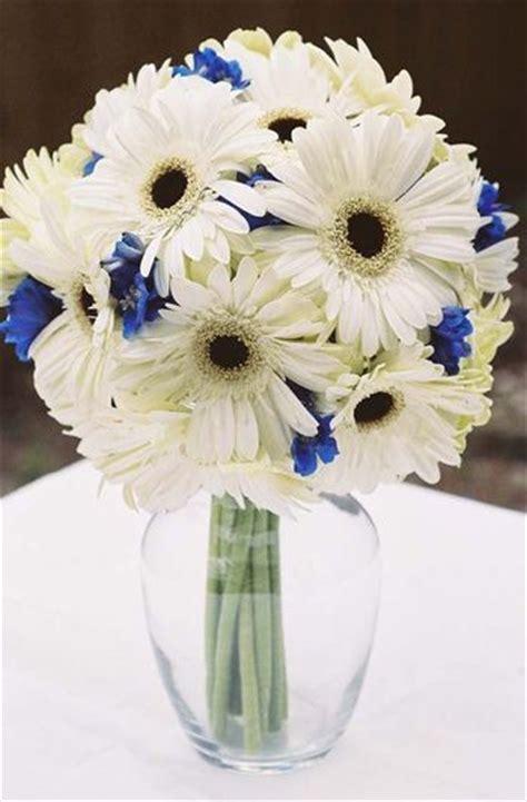 Daisy Arrangement Ideas Gerber Daisy Wedding Bouquet