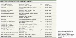 Prognostic And Predictive Value In Kras In Non U2013small