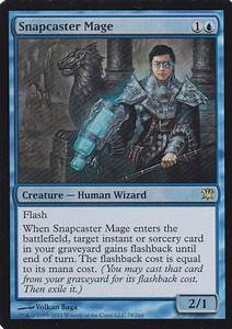 Snapcaster Mage Innistrad Rare | Geekdom | Pinterest
