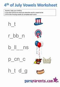 Number Chart 1 20 With Words 4th Of July Worksheets Guruparents
