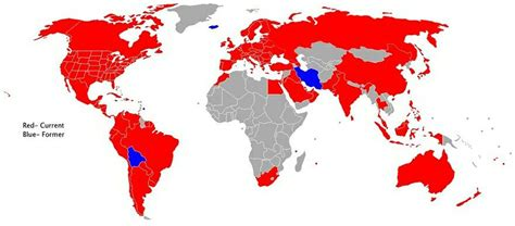 world map showing countries  mcdonalds maps