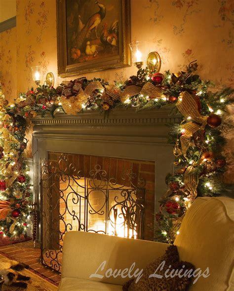 52 stunning christmas mantels style estate
