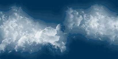 Cloud Css Night Animation Codemyui