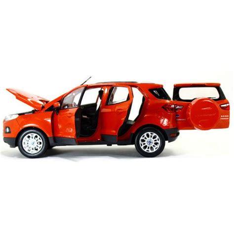 Paudi Models Ford Ecosport Diecast Scale Model Car