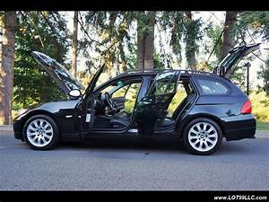 2007 Bmw 328xi 6 Speed Manual Sport Wagon
