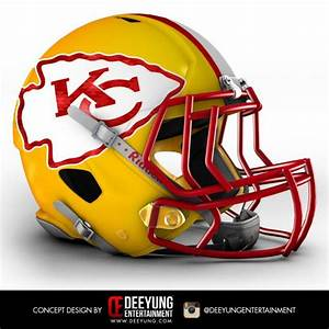 KC Chiefs: Could The Chiefs Have A Drastic New Helmet Design