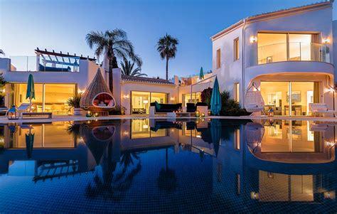 vila praia luxury private villas in the algarve vila