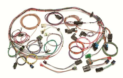 1985 Gmc S10 Wiring Harnes by Painless Wiring Wiring Harness Fuel Injection Gm Cfi Tbi