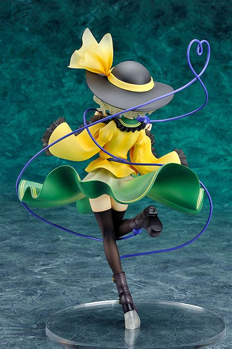 buy pvc figures touhou project pvc figure koishi
