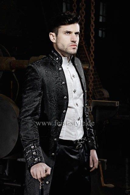hochzeitsanzug gothic men pinterest