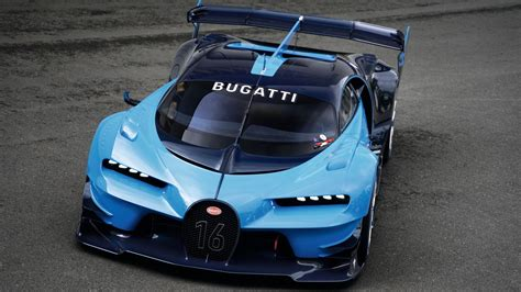 bugatti vision gran turismo  wallpaper hd car