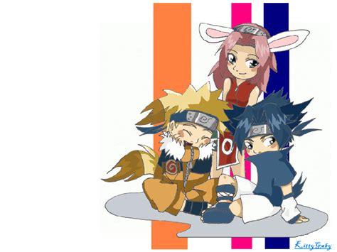 Naruto Chibi Wallpapers