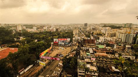 GEC Circle, Chittagong | Dronestagram