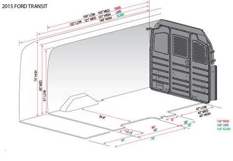 transit long extended interior specs ford transit usa forum