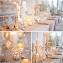 centerpieces for wedding candle centerpieces daytime wedding the knot