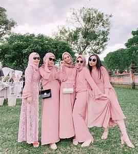 7 ide seragam bridesmaid yang bisa kamu contek mulai dari