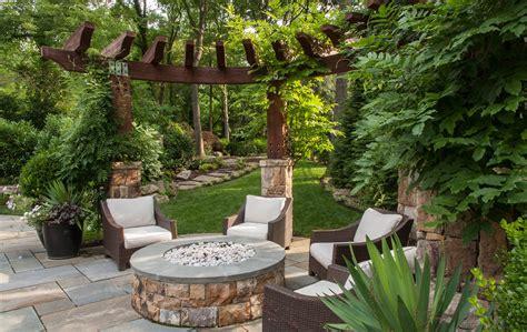 Free Backyard Design by Landscape Design Project In Northern Va Landscape Design