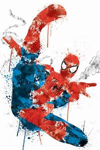 spray paint art spiderman eye spray painting kitchen With what kind of paint to use on kitchen cabinets for marvel canvas wall art