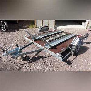 Location Remorque Porte Voiture Sans Permis E : remorque porte moto 2 ou 3 rails ~ Melissatoandfro.com Idées de Décoration