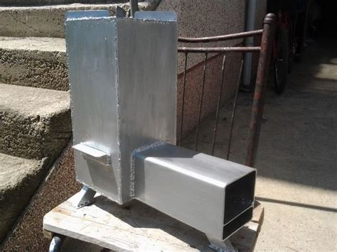 diy rocket stove plans  cooking efficiently