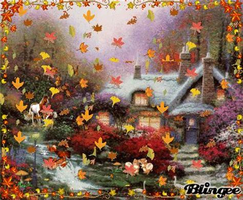 Autumn Animated Wallpaper - glitter pictures animated gif and autumn on