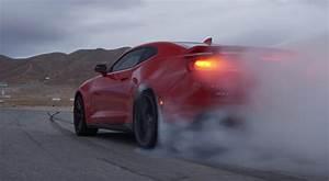 2017 Chevy Camaro Zl1 Burnout Teaser Video